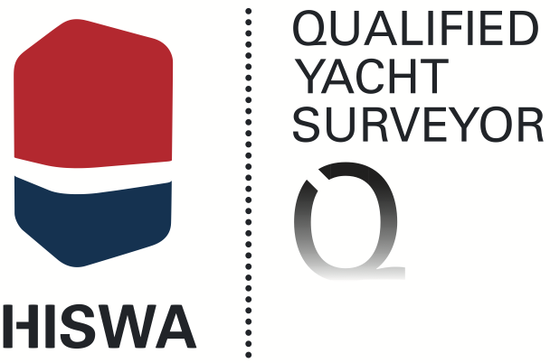 Jachtexpert HJ Musch is HISWA Qualified Yacht Surveyor