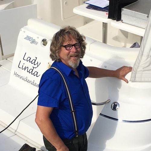 Hendrik Jan Musch van Jachtexpert.nl Bootkeuringen HISWA gecertificeerd
