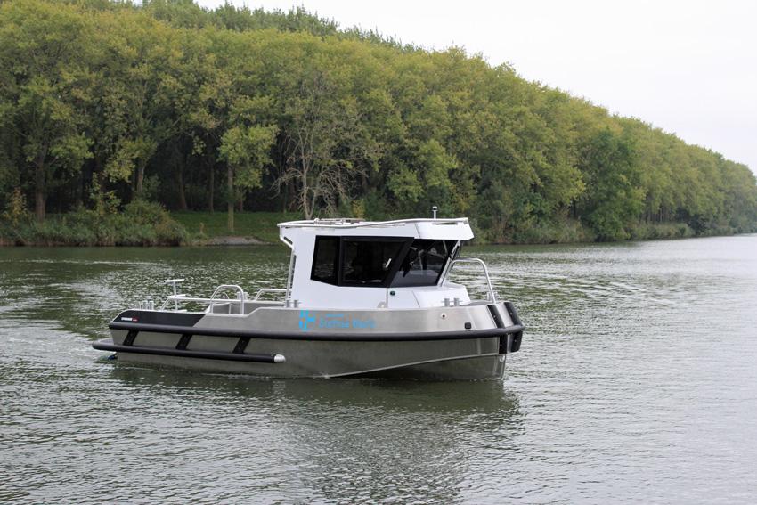 Bouw en aankoopbegeleiding boot voor Gemeente Stichtse Vecht