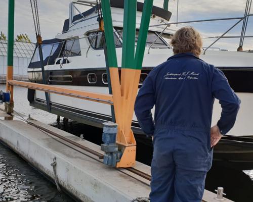 Aankoopkeuring voor uw boot